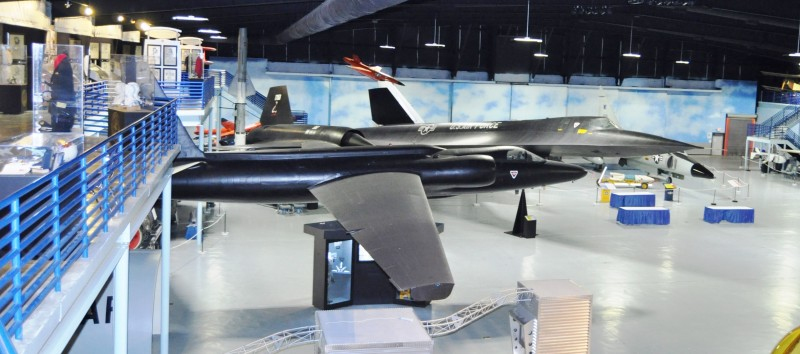 Travel Adventures - Aviation Hall of Fame - U2 Spy Plane and D-21 Recon Drone 18