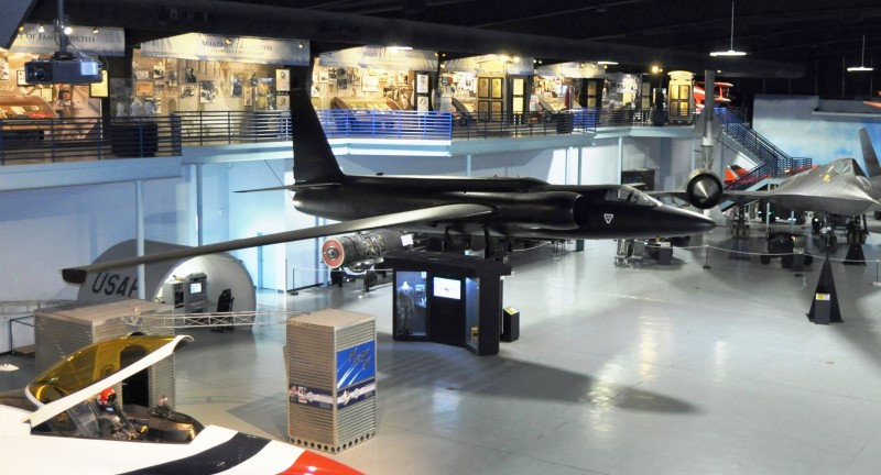 Travel Adventures - Aviation Hall of Fame - U2 Spy Plane and D-21 Recon Drone 19