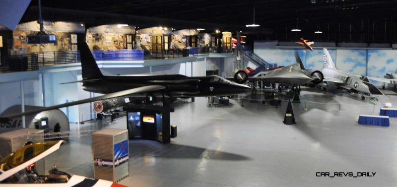 Travel Adventures - Aviation Hall of Fame - U2 Spy Plane and D-21 Recon Drone 20