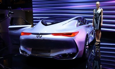 Updated With 42 New Photos - INFINITI Q80 Inspiration Concept Flagship 1