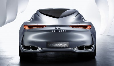 Updated With 42 New Photos - INFINITI Q80 Inspiration Concept Flagship 16