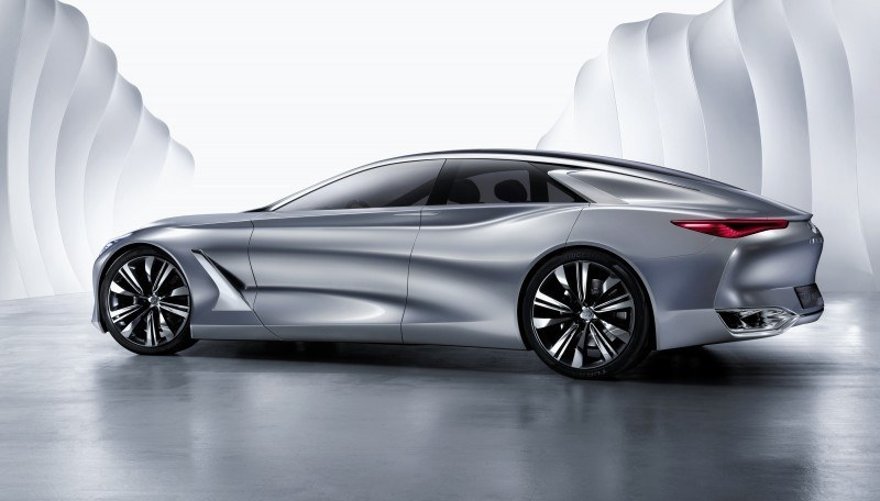 Updated With 42 New Photos - INFINITI Q80 Inspiration Concept Flagship 19