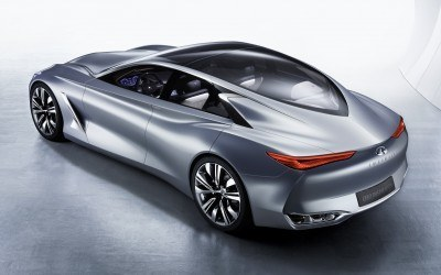 Updated With 42 New Photos - INFINITI Q80 Inspiration Concept Flagship 24