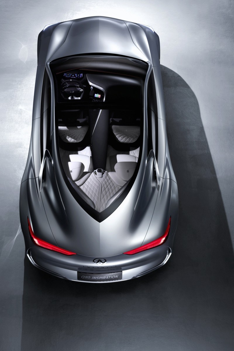Updated With 42 New Photos - INFINITI Q80 Inspiration Concept Flagship 26