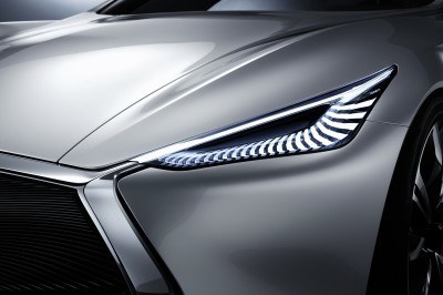 Updated With 42 New Photos - INFINITI Q80 Inspiration Concept Flagship 30