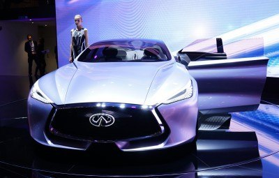 Updated With 42 New Photos - INFINITI Q80 Inspiration Concept Flagship 4