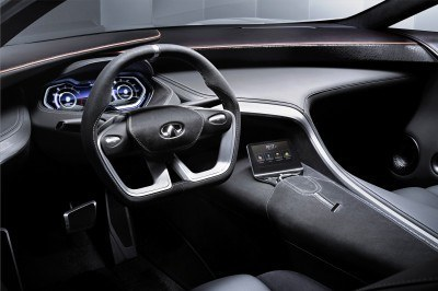 Updated With 42 New Photos - INFINITI Q80 Inspiration Concept Flagship 40
