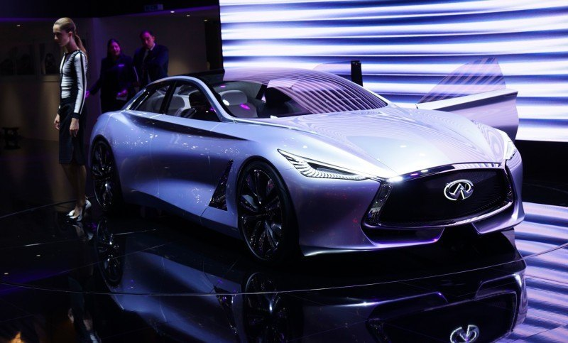 Updated With 42 New Photos - INFINITI Q80 Inspiration Concept Flagship 5