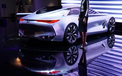 Updated With 42 New Photos - INFINITI Q80 Inspiration Concept Flagship 8