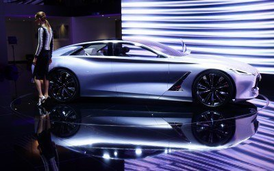 Updated With 42 New Photos - INFINITI Q80 Inspiration Concept Flagship 9
