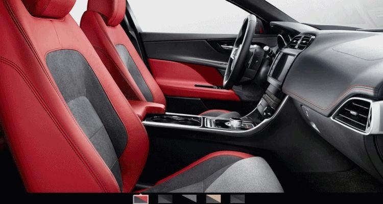 XE interior colors gif
