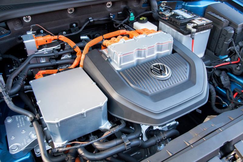 eGolf Electric Motor