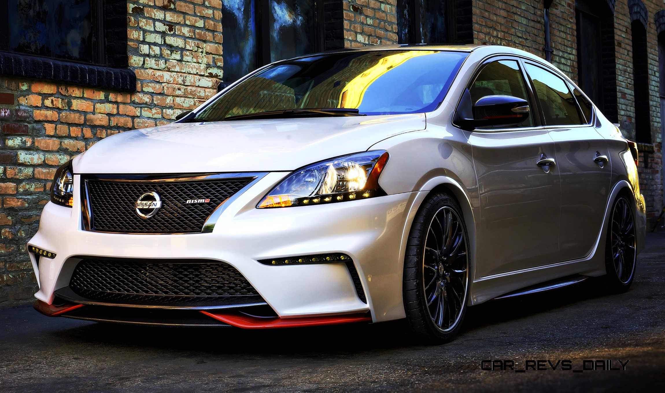 2014 nissan sentra nismo concept altima nismo rendering. Black Bedroom Furniture Sets. Home Design Ideas