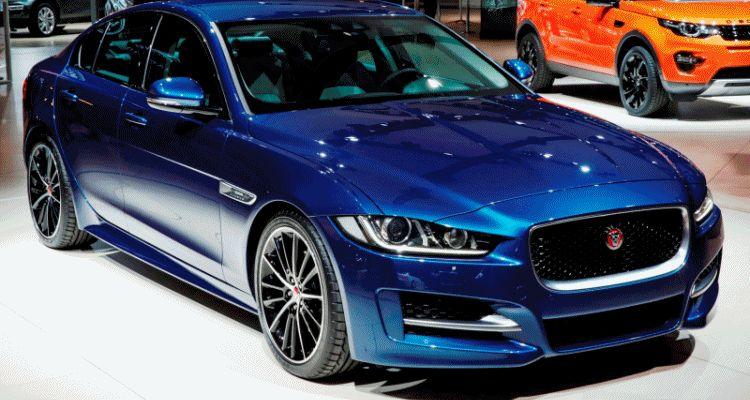 Jaguar xe colors