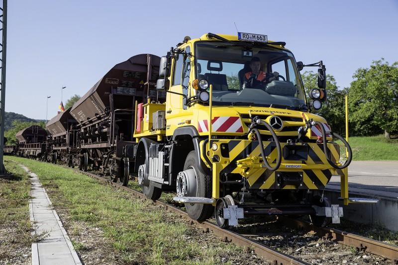U 423 2-Wege / Road-Railer Euro VI