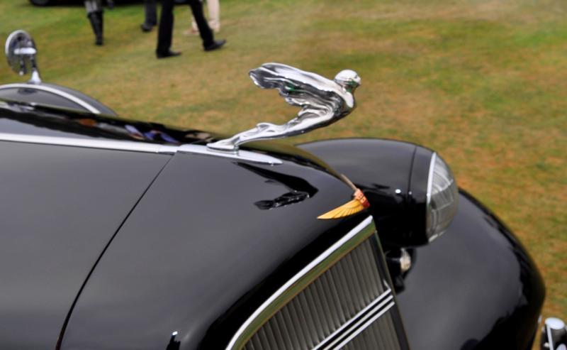 1935 Cadillac 370D Fleetwood V12 Town Cabriolet 26