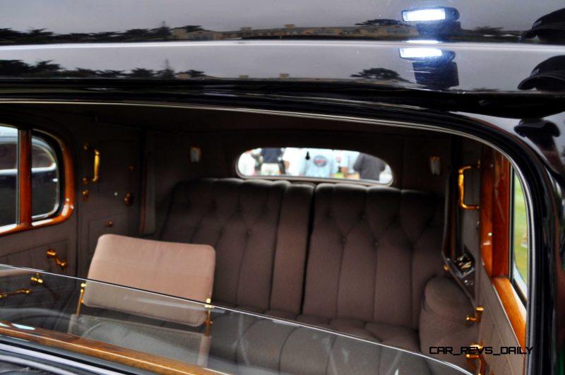 1935 Cadillac 370D Fleetwood V12 Town Cabriolet 34