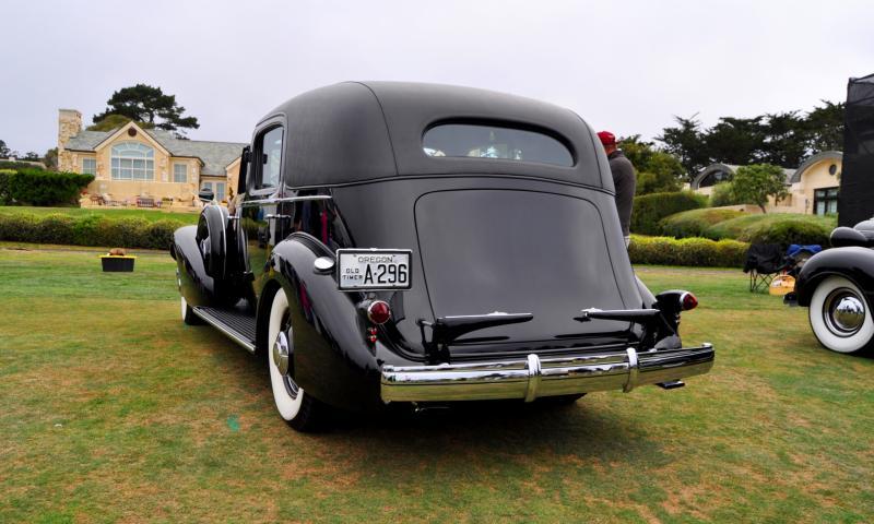 1935 Cadillac 370D Fleetwood V12 Town Cabriolet 37