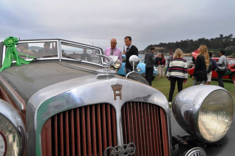 1936 Horch Auto Union 853 Cabriolet  10