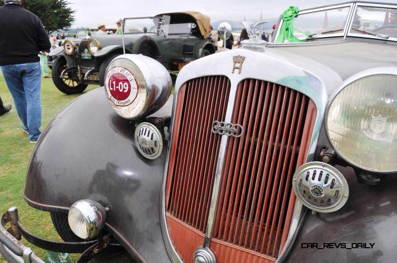 1936 Horch Auto Union 853 Cabriolet  11