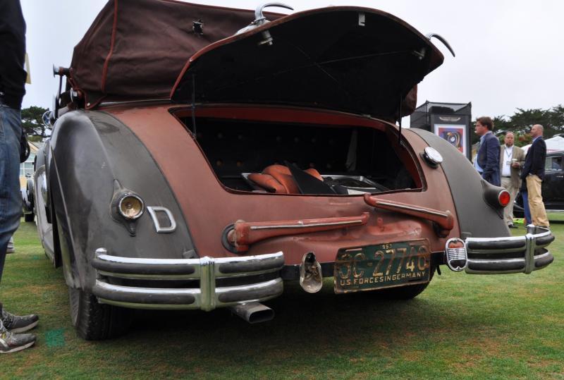 1936 Horch Auto Union 853 Cabriolet  13