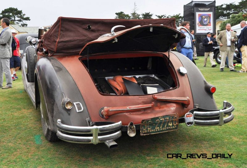 1936 Horch Auto Union 853 Cabriolet  14