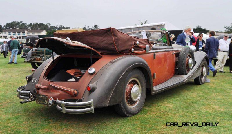 1936 Horch Auto Union 853 Cabriolet  15