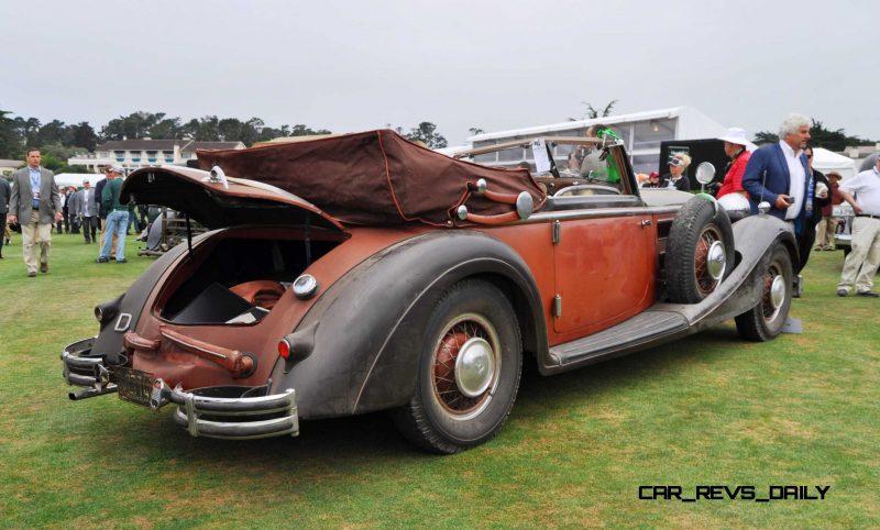 1936 Horch Auto Union 853 Cabriolet  16