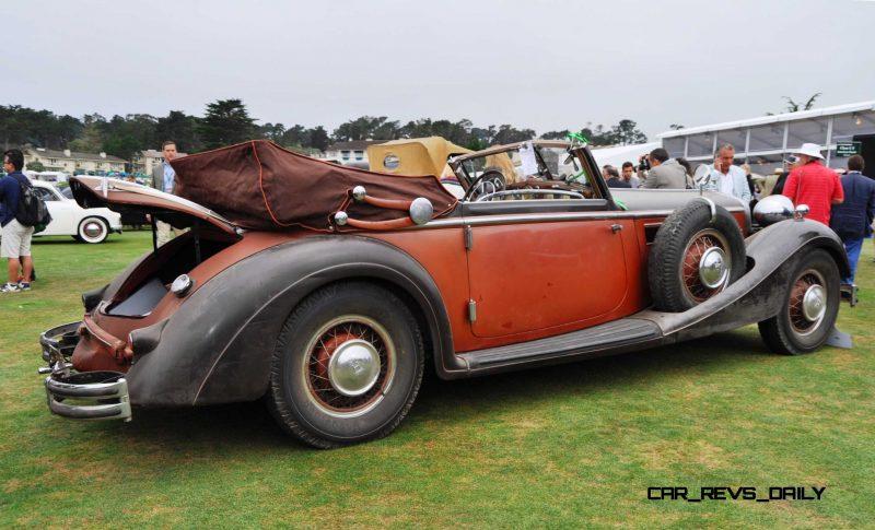 1936 Horch Auto Union 853 Cabriolet  19