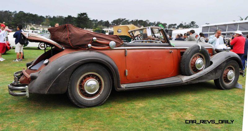 1936 Horch Auto Union 853 Cabriolet  20