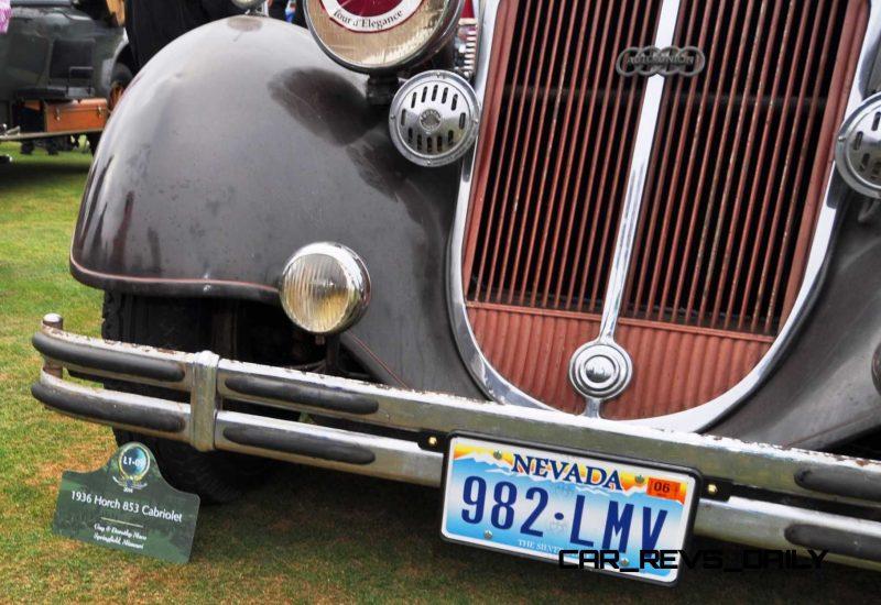 1936 Horch Auto Union 853 Cabriolet  22