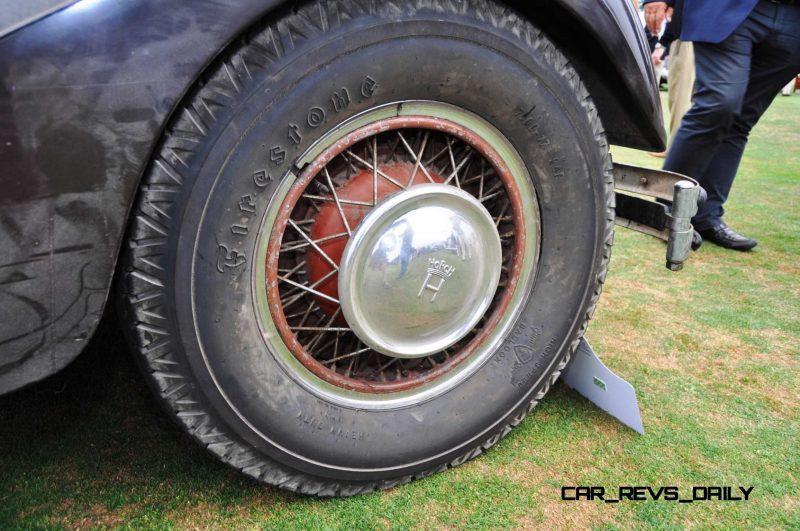 1936 Horch Auto Union 853 Cabriolet  5
