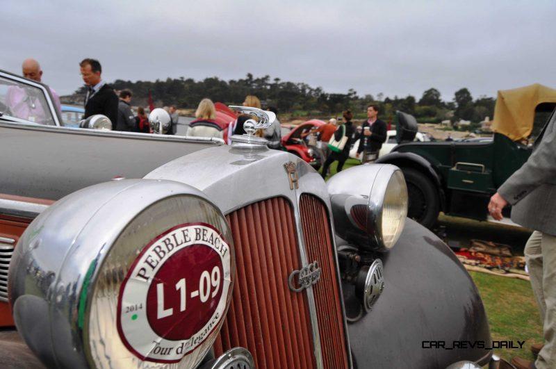 1936 Horch Auto Union 853 Cabriolet  8