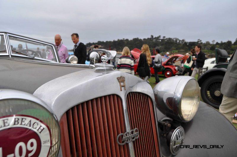 1936 Horch Auto Union 853 Cabriolet  9