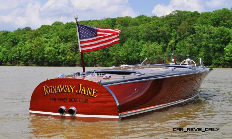 1941 Chris-Craft 27' Runaway Jane Barrel Back 1