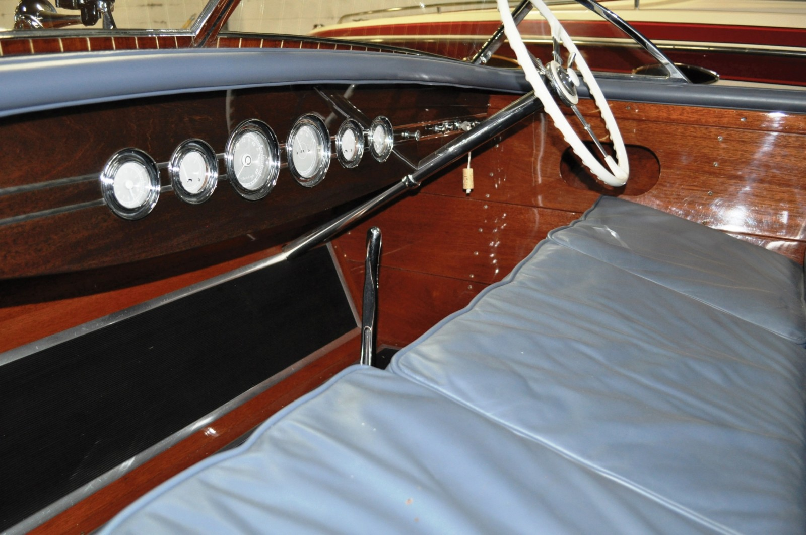 1941 Chris-Craft 27' Runaway Jane Barrel Back 10