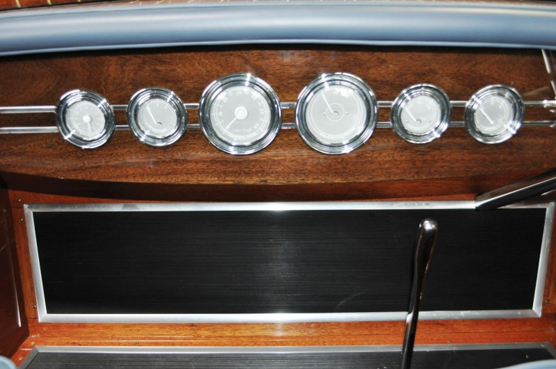 1941 Chris-Craft 27' Runaway Jane Barrel Back 12