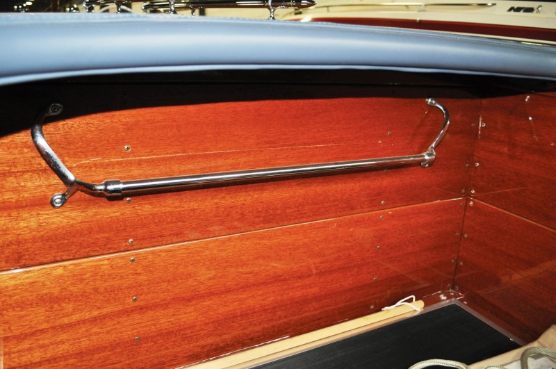 1941 Chris-Craft 27' Runaway Jane Barrel Back 17