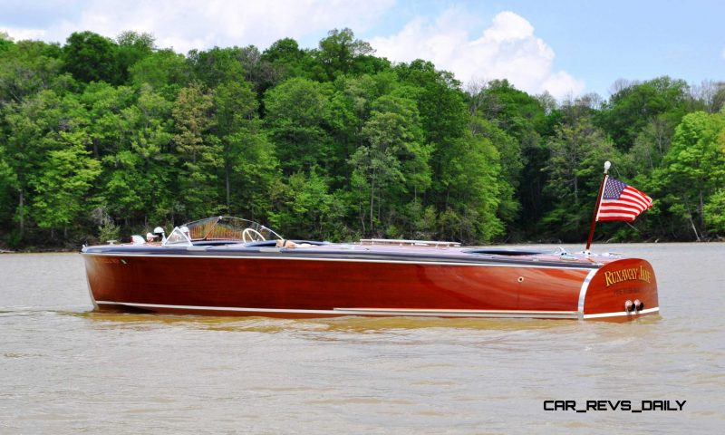 1941 Chris-Craft 27' Runaway Jane Barrel Back 4