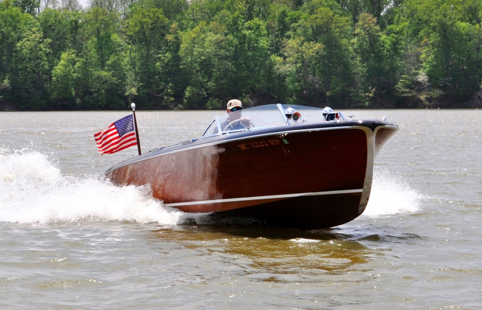 1941 Chris-Craft 27' Runaway Jane Barrel Back 8