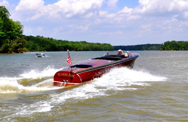 1941 Chris-Craft 27' Runaway Jane Barrel Back 9