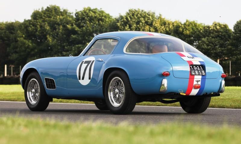 1956 Ferrari 250 GT Berlinetta Competizione Tour de France 12