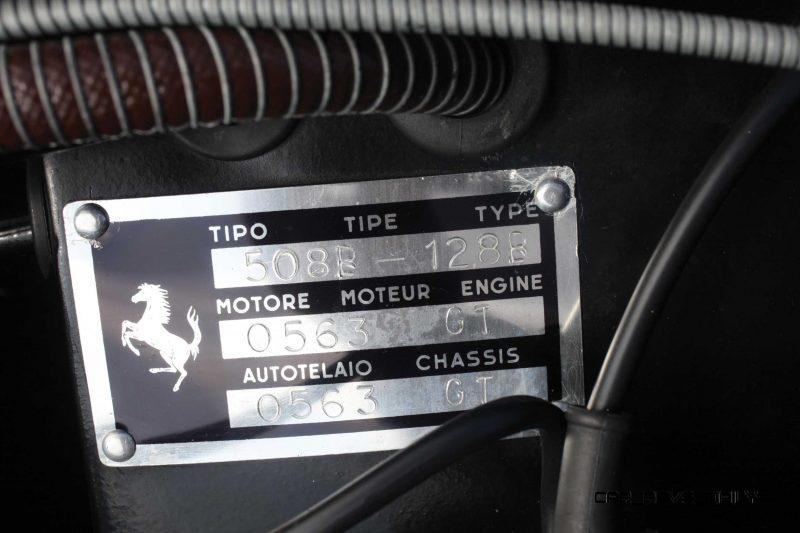 1956 Ferrari 250 GT Berlinetta Competizione Tour de France 16
