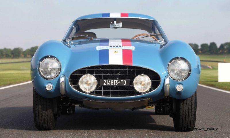1956 Ferrari 250 GT Berlinetta Competizione Tour de France 25