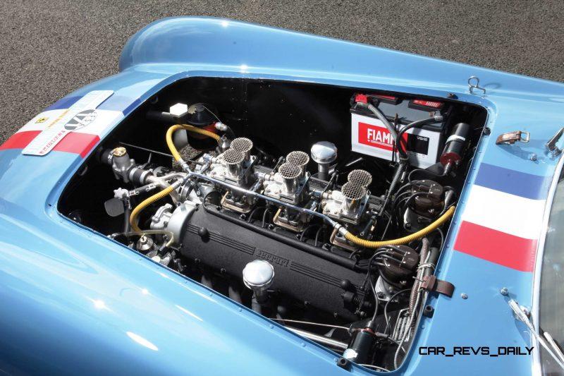 1956 Ferrari 250 GT Berlinetta Competizione Tour de France 37