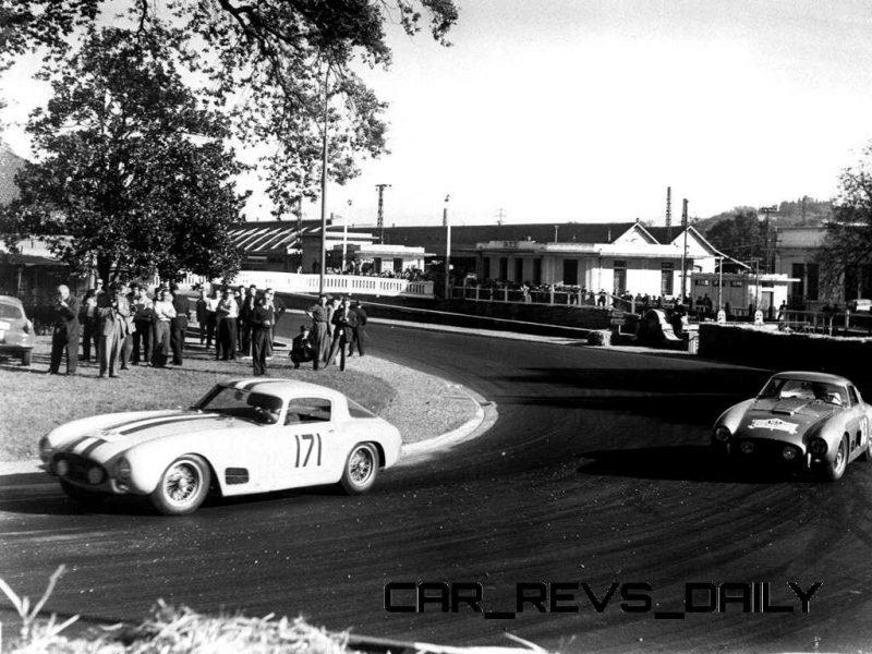 1956 Ferrari 250 GT Berlinetta Competizione Tour de France 5