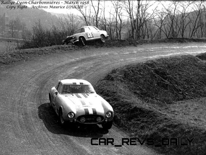 1956 Ferrari 250 GT Berlinetta Competizione Tour de France 7