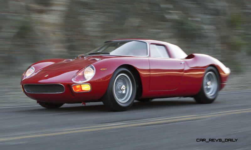 1964 Ferrari 250 LM 10