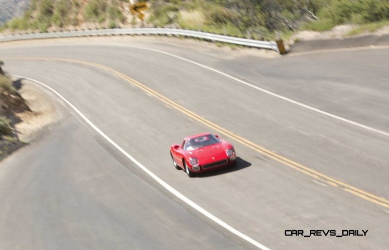 1964 Ferrari 250 LM 19