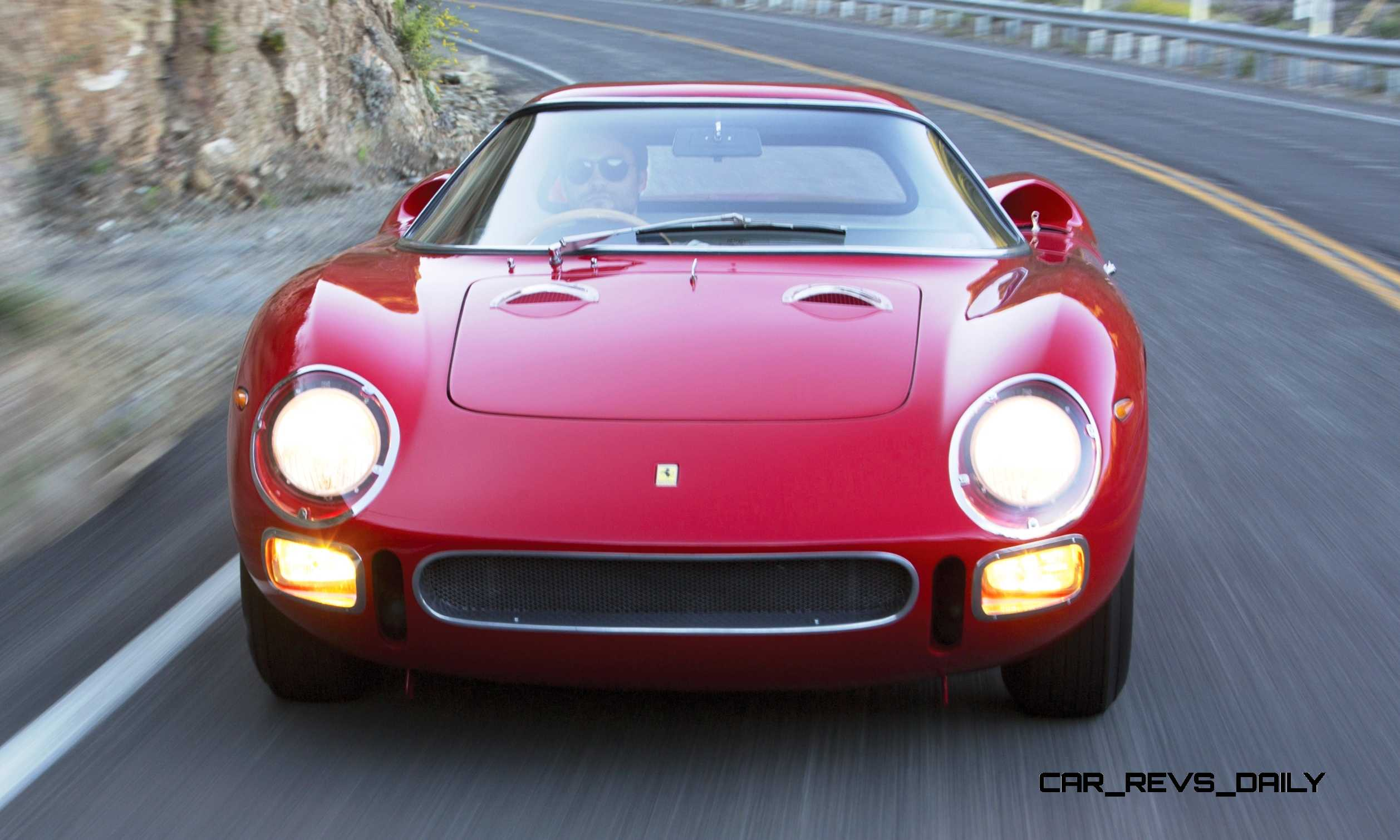 The First Car Ever Made >> RM Monterey 2014 - 1964 Ferrari 250 LM by Scaglietti ...
